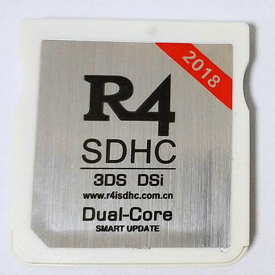 r4 sdhc 3ds dsi dual core
