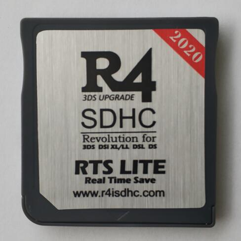 R4iSDHC RTS LITE 2019 for New 3DS /3DS v11 10/2DS/DSi/DS