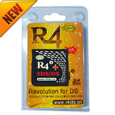 R4i Gold 3DS Plus for New 3DS /3DS v11 10/2DS/DSi/DS Lite