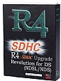 R4-SDHC for Nintendo DS Lite and DS,
