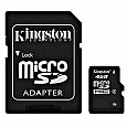 Kingston 4GB Micro SDHC(TransFlash ) Card,