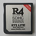 R4iSDHC RTS LITE 2018 for New 3DS /3DS v11.6/2DS/DSi/DS Lite/DS,